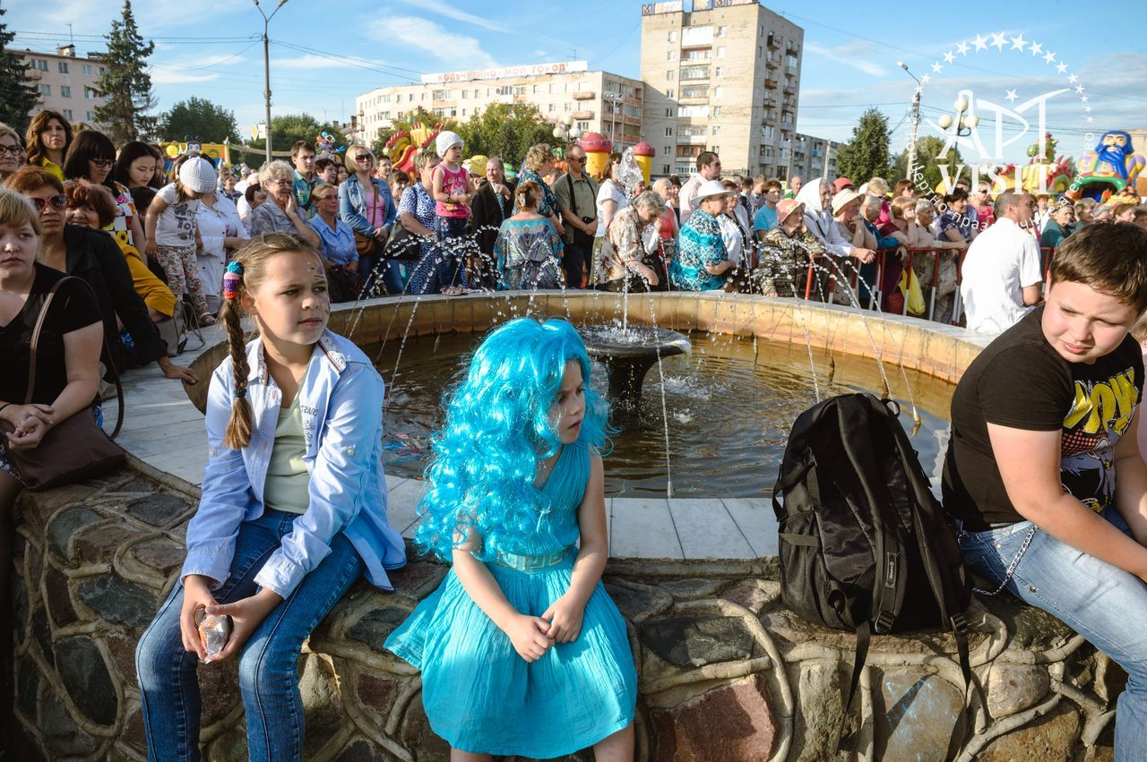 Организация ДНЯ ГОРОДА г.Кольчугино - Event агентство АРТВИЗИТ