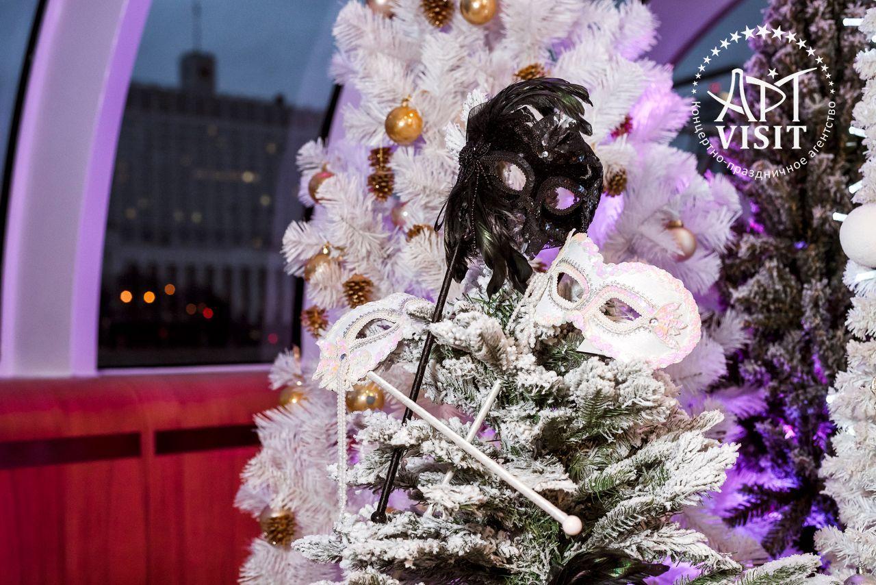 Организация Нового года - Event агентство АРТВИЗИТ